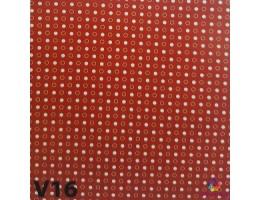 Хидрофобиран плат на точки цвят 11