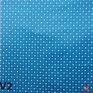 Хидрофобиран плат на точки цвят 2 плат Турция
