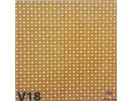 Хидрофобиран плат на точки цвят 7