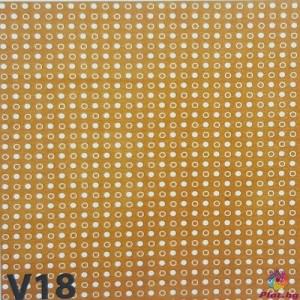 Хидрофобиран плат на точки цвят 7 произведено в Турция