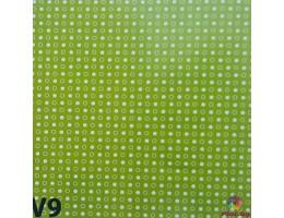 Хидрофобиран плат на точки цвят 8