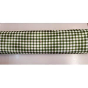 Хидрофобиран на бяла основа с зелено голямо каре плат Турция