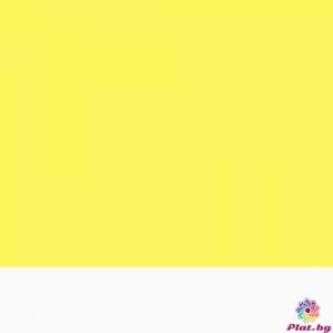 Хидрофобиран цвят светло жълт плат Турция