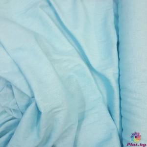 Лен цвят светло синьо от Южна Корея