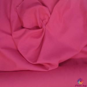 Лен цвят светло циклама плат Южна Корея