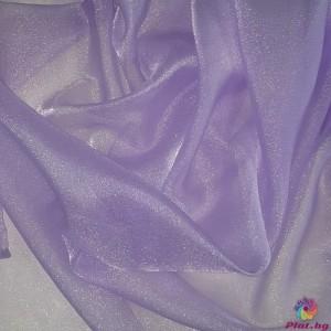 Японска органза цвят лилаво лавандула