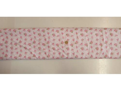 Памучен плат с десен на цветя 1 произведено в Турция