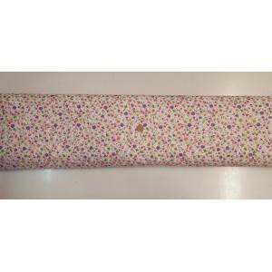 Памучен плат с десен на цветя 16 платове Турция