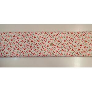 Памучен плат с десен на цветя 19 произведено в Турция