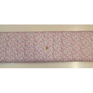 Памучен плат с десен на цветя 21 от Турция