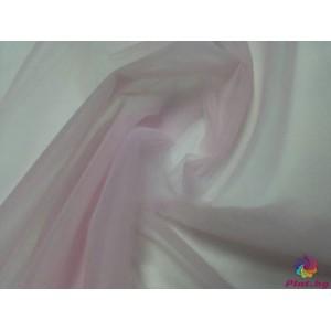 Тюл хаял бебешко розово от Турция